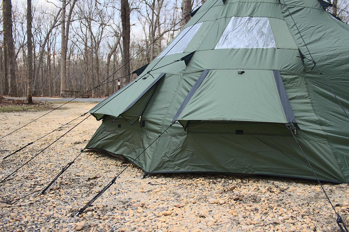 Tent Vents