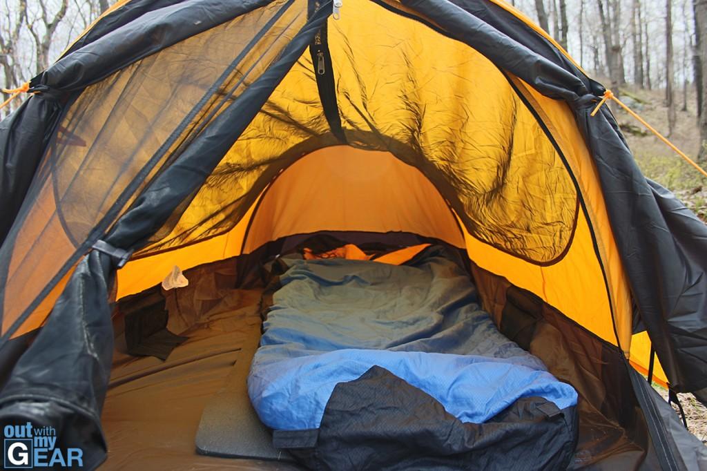 Eureka! Solitaire Tent