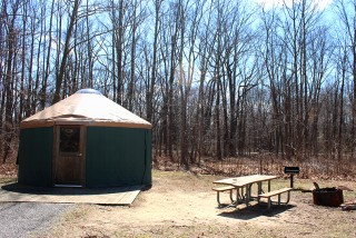 Allaire State Park Campgrounds
