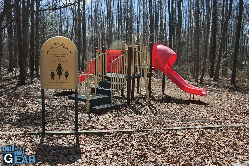 Allaire State Park Campgrounds Playground