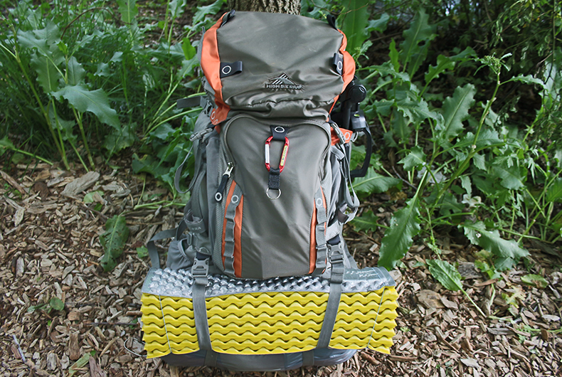 High Sierra Titan 65 Internal Frame Pack Overview