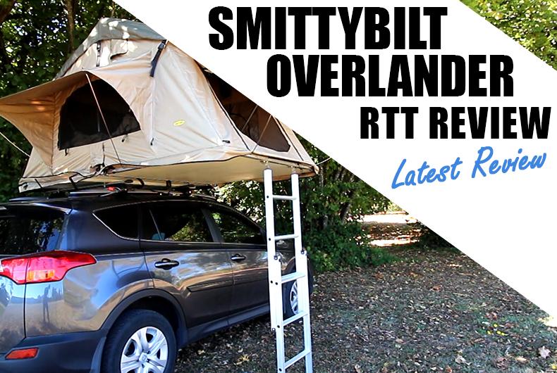Smittybilt Overlander RTT Review